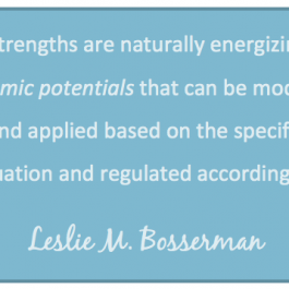 Super-Boost Your Energy With Your Strengths