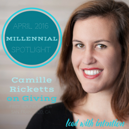 April Millennial Spotlight