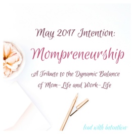 The Millennial Mompreneur