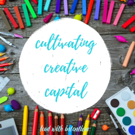 Your Creative Capital