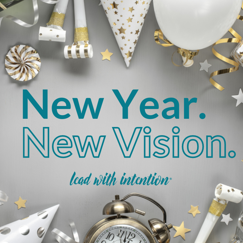 New Year. New Vision.